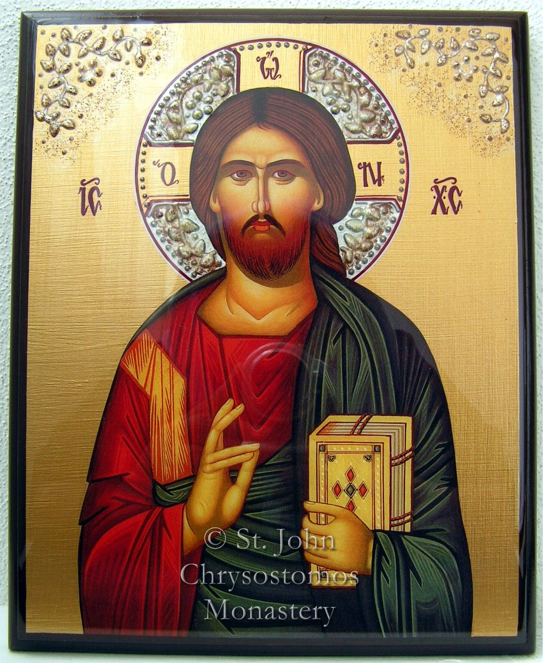 eastern orthodox icons jesus - photo #20